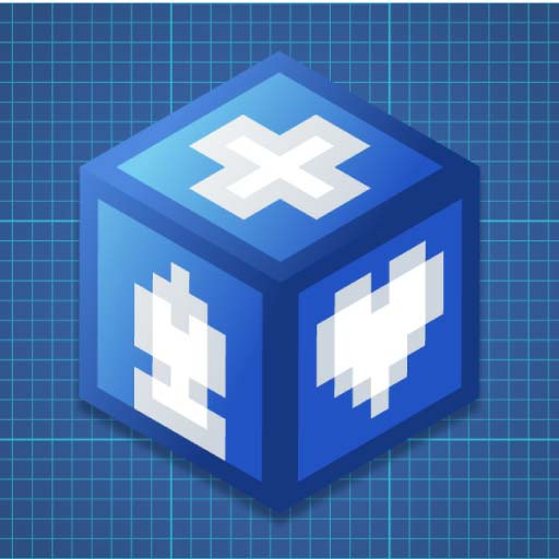 "Isometric Block ""Retro"""