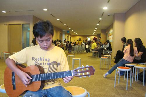 Ujian Gitar 1-A ke 1-B