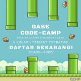 Review Oase Code Camp – Minggu 3